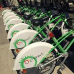 Las Condes lanza sistema de bicicletas públicas
